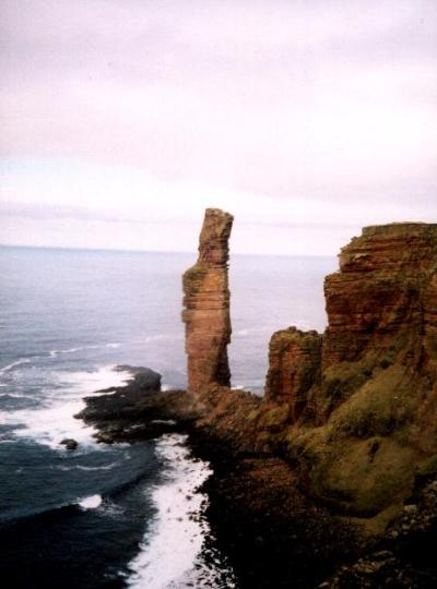 The Old Man of Hoy.