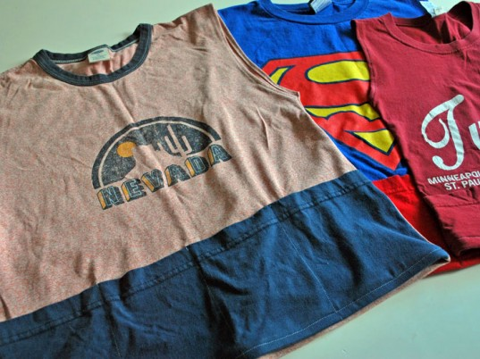 Old T Shirts