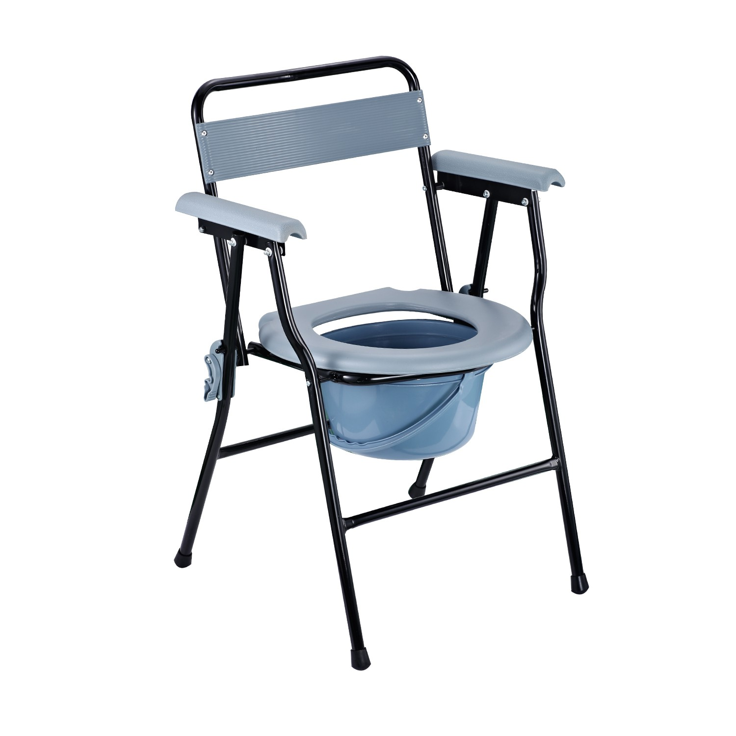 Foldable Commode Chair Available at Orthodynamic Ltd Nairobi Kenya Foldable Commode Chair