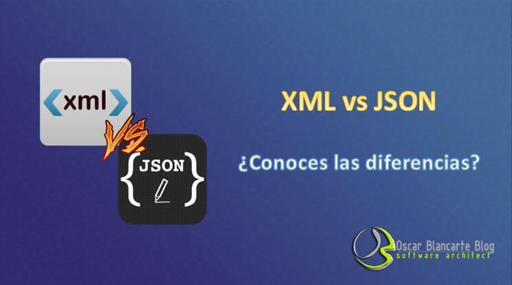 Json Vs Xml Oscar Blancarte Software Architecture
