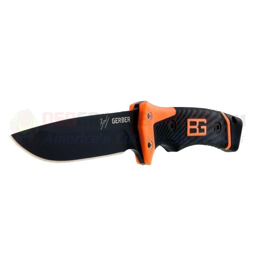 Knife With Bear Grylls Fire Starter
