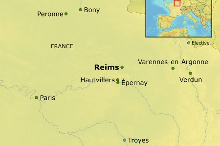 map of reims france champagne houses » Full HD MAPS Locations ...