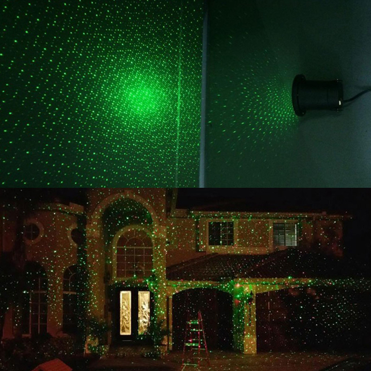 Laser Christmas Lights