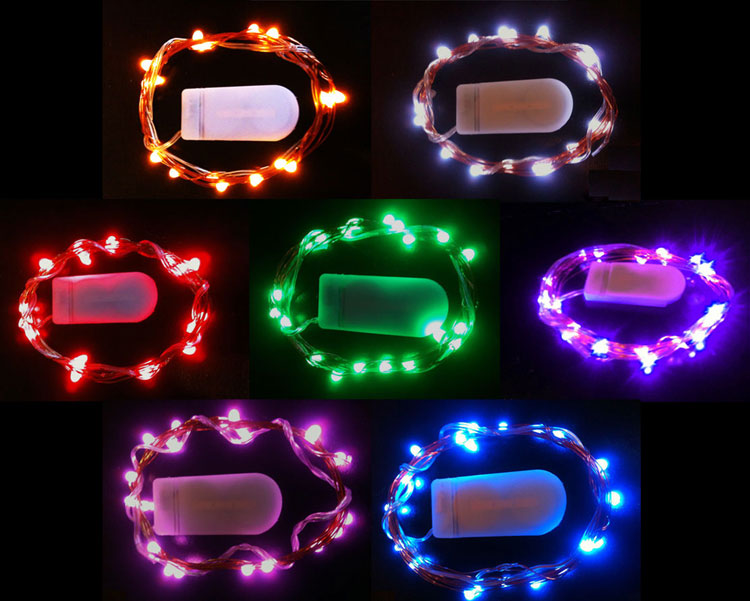 Battery Operated Lights Jewelry Display