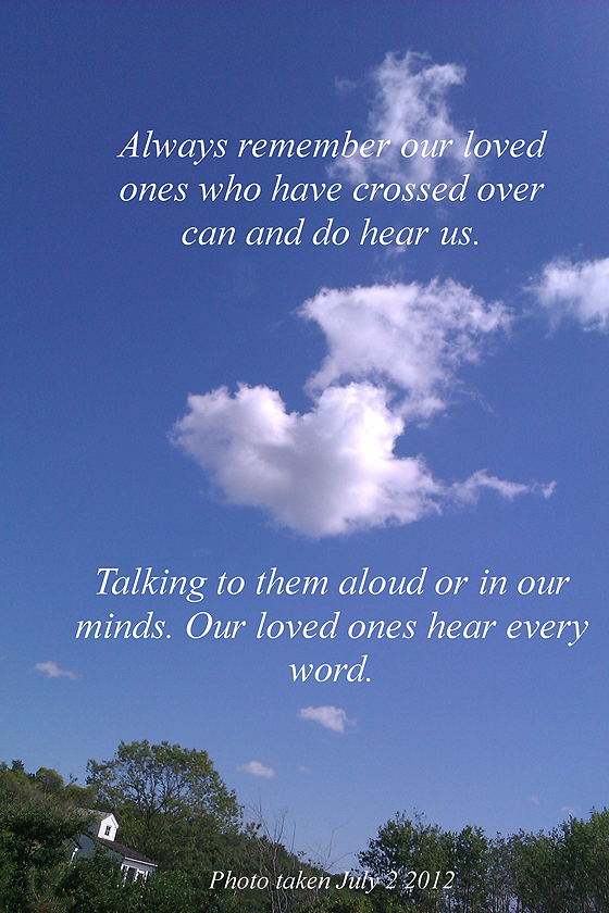 Quotes Those Who Have Lost Loved One