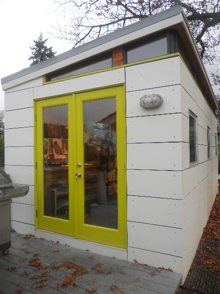 10 X 20 Studio Vashon Island Westcoast Outbuildings