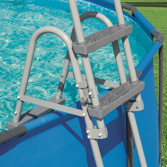 Bestway Pool Ladder 1 80m For 1 22m 48 Quot Height Pool