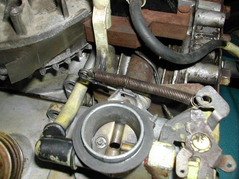 3 5 Tecumseh Carburetor Springs Diagram