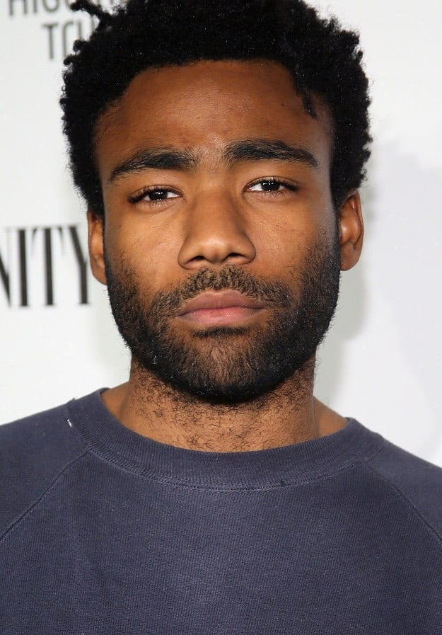Donald Glover And Karlee Grey