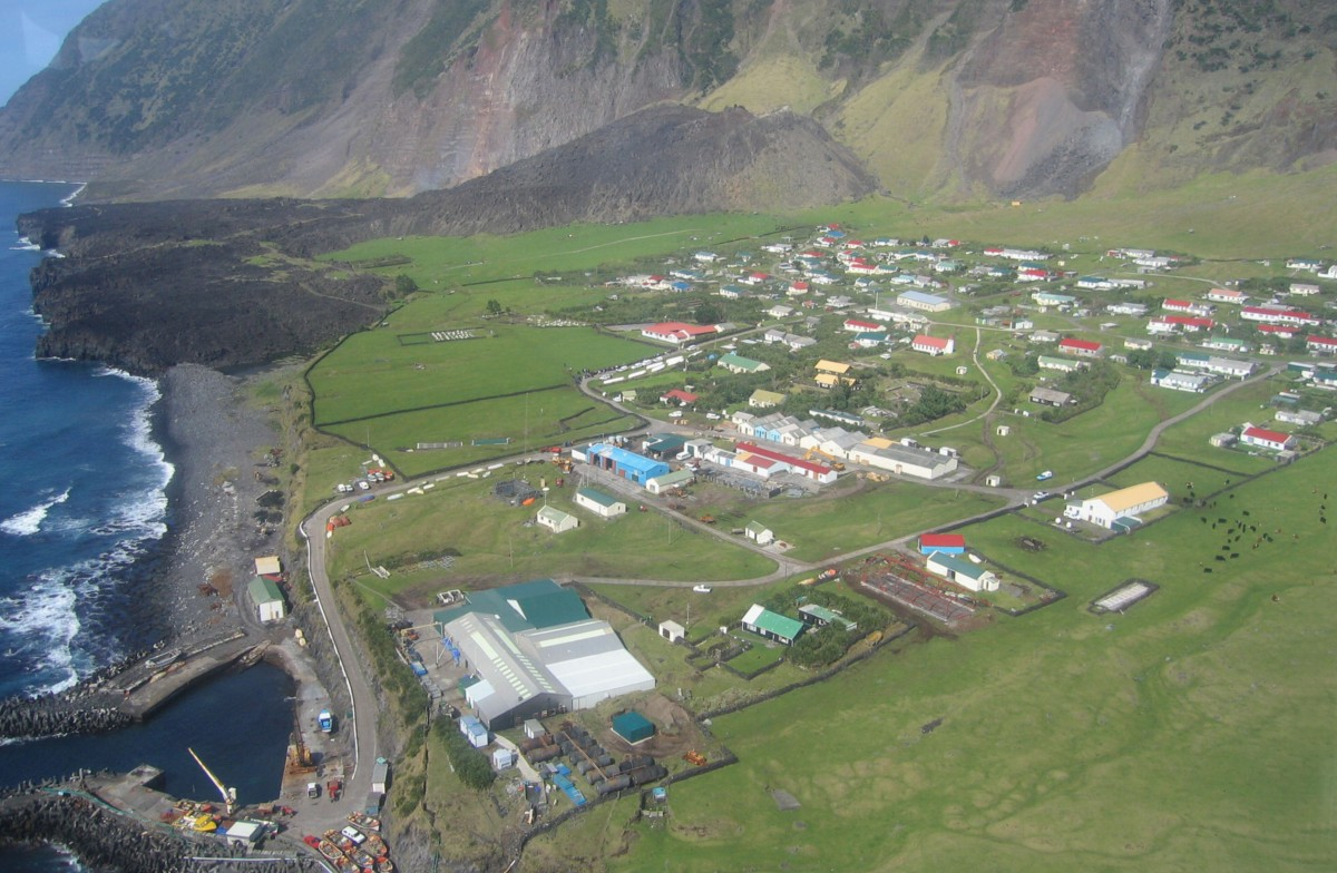 The Oval Partnership Tristan Da Cunha Competition Wins