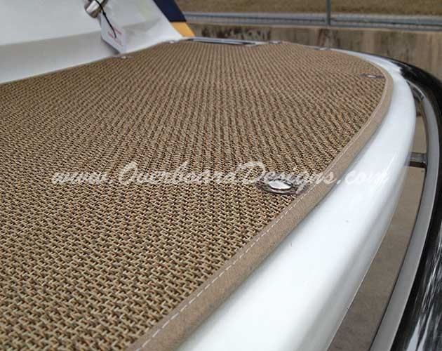 Overboard Designs   Marine Carpeting  Snap in carpeting  Seagrass     Seagrass has become the most popular choice for exterior boat flooring in  most boat types  it is suitable for Snap In application with bound edges