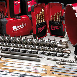 Power Tool Accessories   Overisel Lumber   West Michigan Power Tool Accessories by Milwaukee Tools