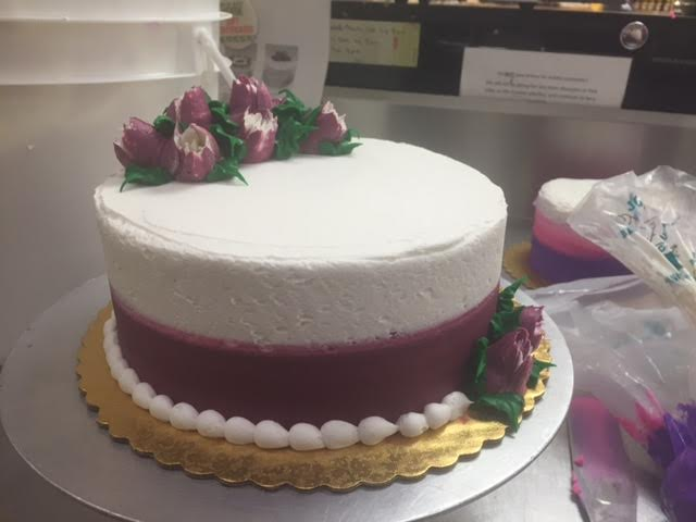 Basic Cake Decorating   beginner