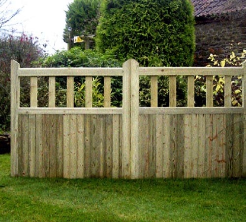 Decking Gates Amp Pergolas Oxford Fencing Supplies