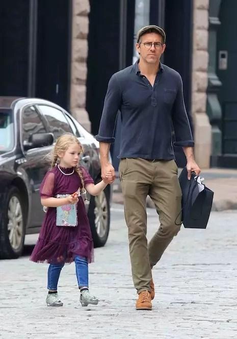Ryan Reynolds Wouldn'T Mind Having A Houseful Of Kids ...