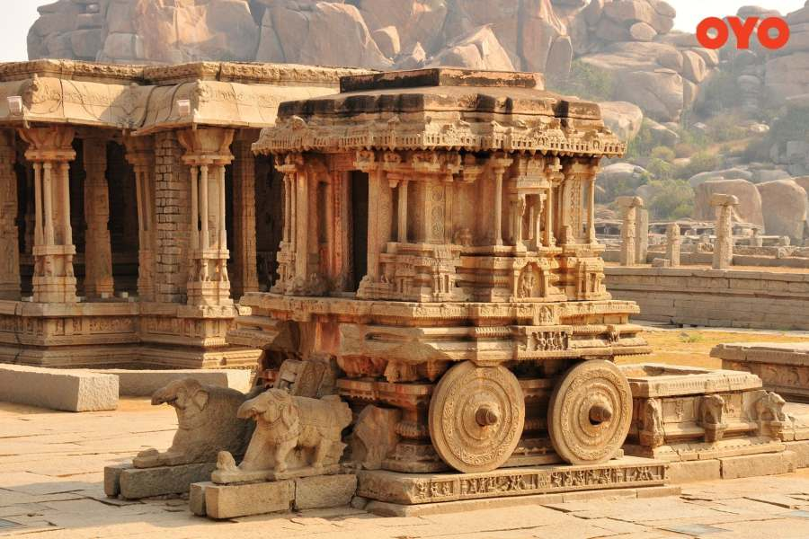 16 Most Famous Historical Places In India That You Need To Visit  2018  Virupaksha Temple  Karnataka   one of the most famous historical monuments  in India