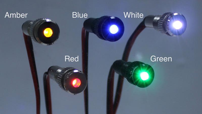 12 Volt Led Dash Lights