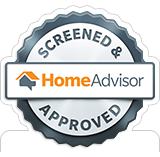 HomeAdvisor - Screened and Approved