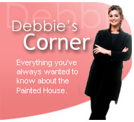 Debbie Travis  Painted House Copyright 2002  2018 The Painted HouseProductions  All rights reserved