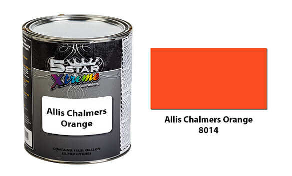 Allis-Chalmers-Orange-Urethane-Paint-Kit-5-Star-Xtreme