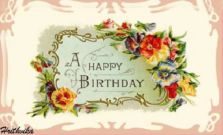 Happy Birthday To Dear Cute And Sweet Kool Aapi