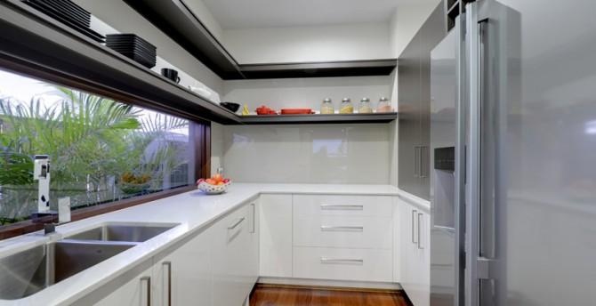 Small Custom Kitchen Design