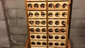 Wood Pallet Wine Rack Pallet Ideas