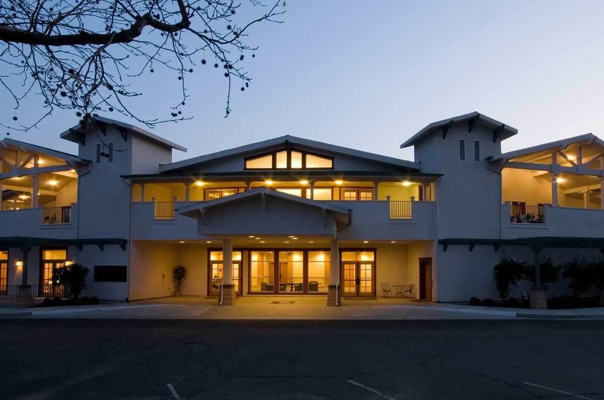 Hillcrest Memory Care Douglas Pancake Architectsdouglas