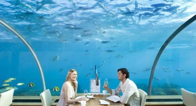 Ithaa - One and Only Underwater Restaurant in Maldives ...
