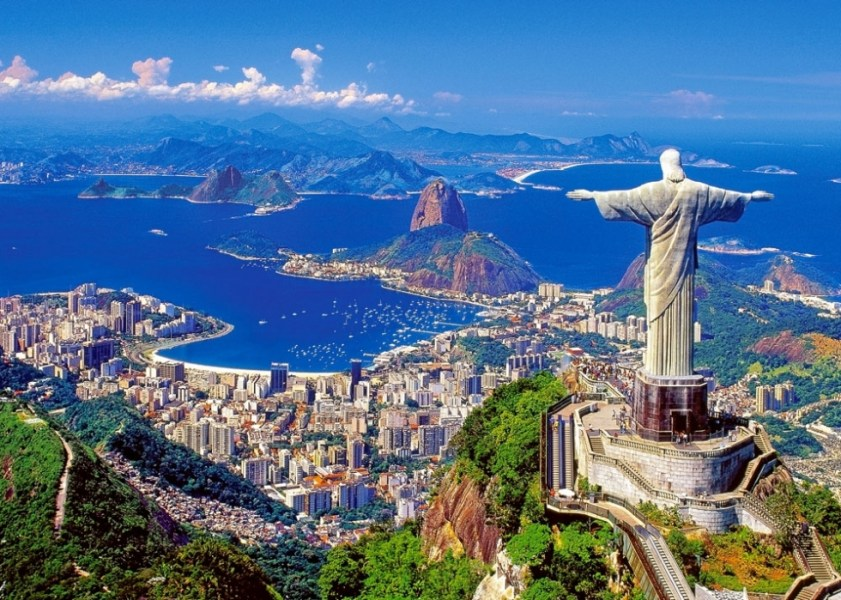Top 10 Places to See and Do in Brazil   Places To See In Your Lifetime Top 10 Places to See and Do in Brazil