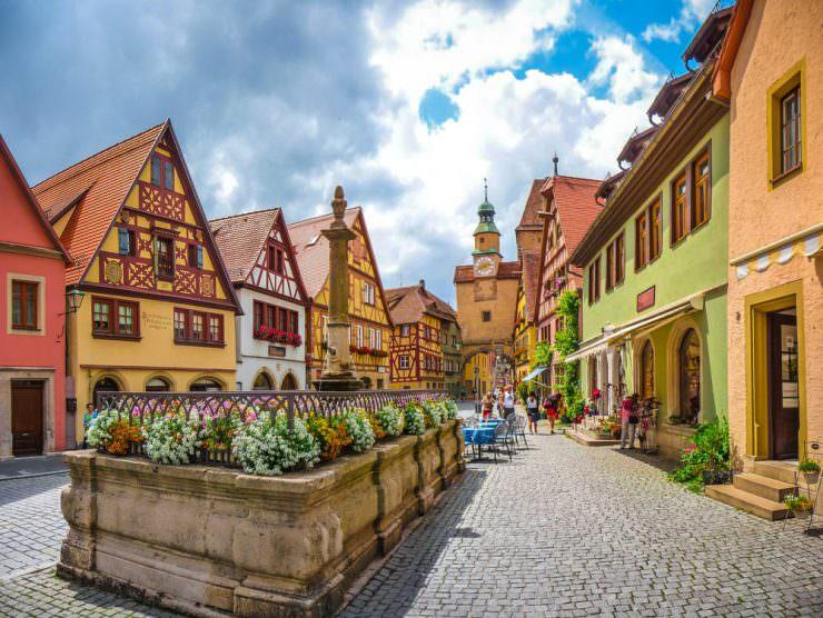 Cities Germany Top Ten