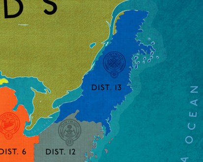 District 13   Panem Propaganda     ambient radiation levels throughout former District 13 have risen  significantly over the past few years  causing President Snow to issue new  strict