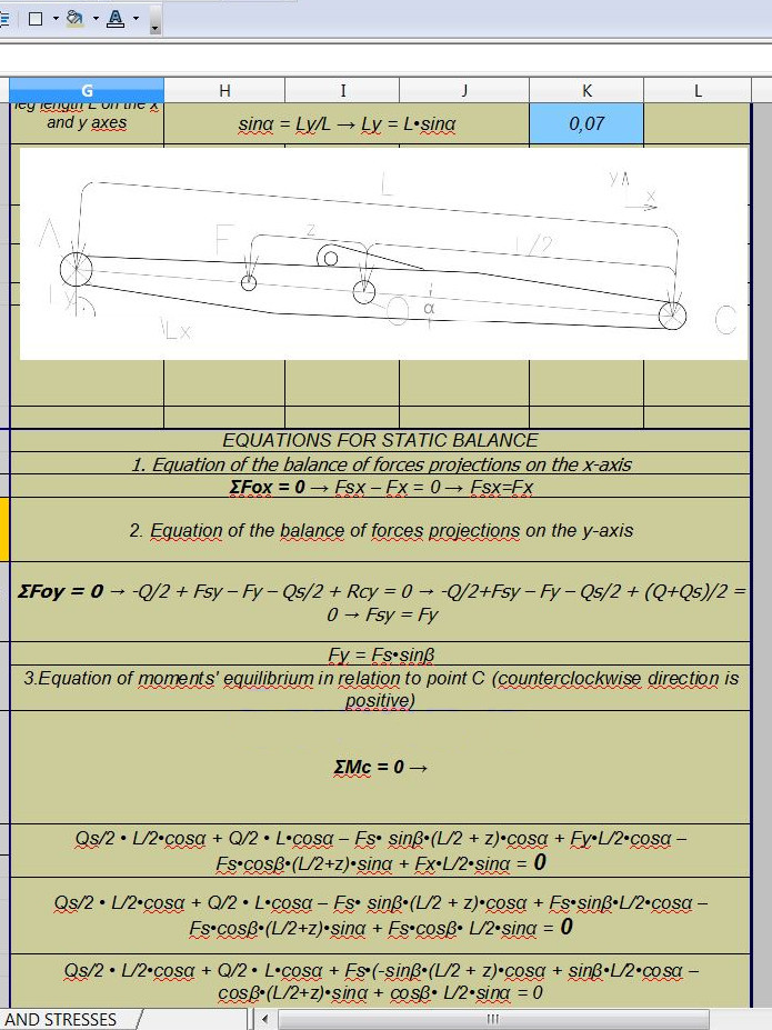 Design Pdf Calculations Scissor Lift