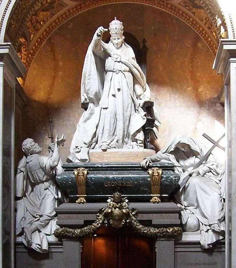 Pope Leo 3rd