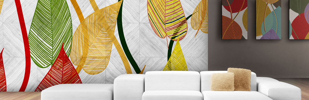 4 Digital Wallpaper Design Ideas for Your Home   Paragon 4 Beautiful Digital Wallpaper Design Ideas for Your Home