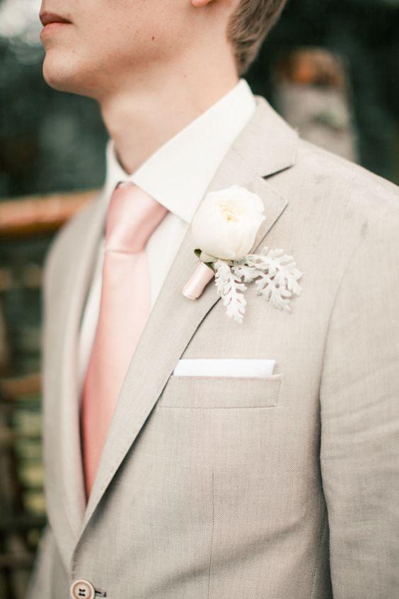 Fall Wedding Attire Groom