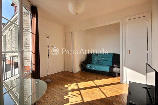 Porte des Lilas apartments rental   Paris Attitude Studio Apartment