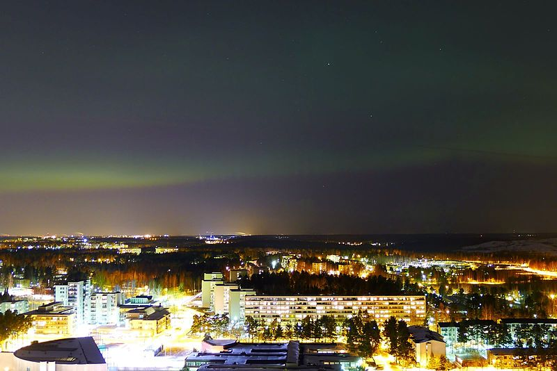 Northern Exposure Northern Lights