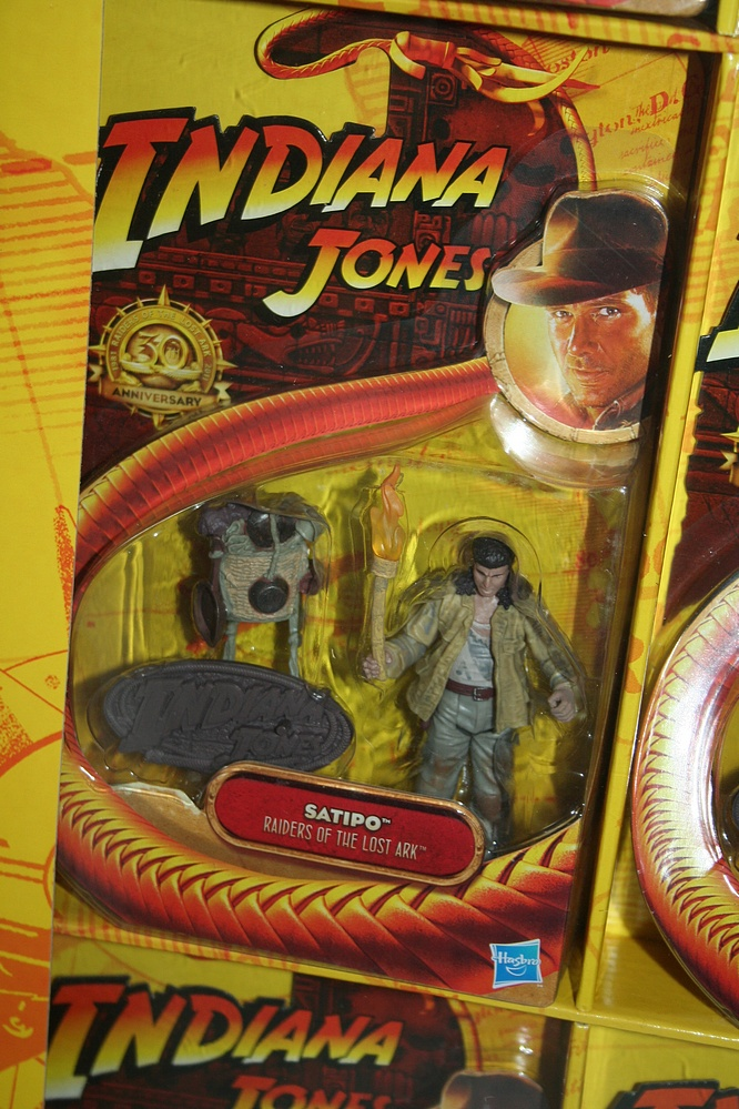 Indiana Cool Jones Review Toy