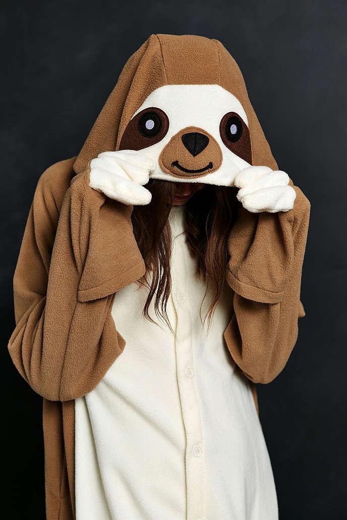 Sloth Costume Kids