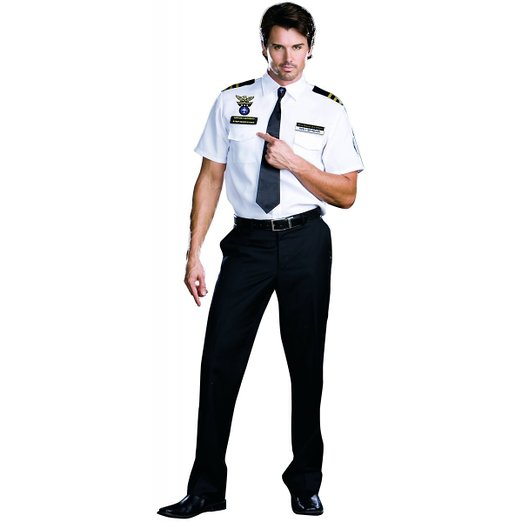 Fancy Dress Navy Officer