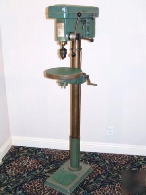 Drill Press Drillpress Associated Machine Industrial