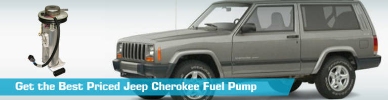 Pump 1999 Cherokee Jeep Fuel