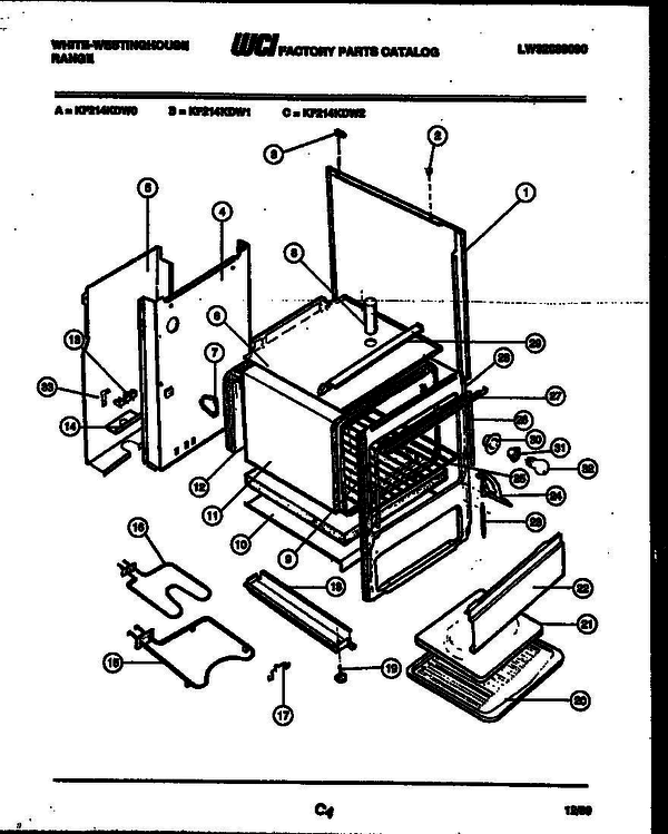 Mahindra 2615 Parts Schematic
