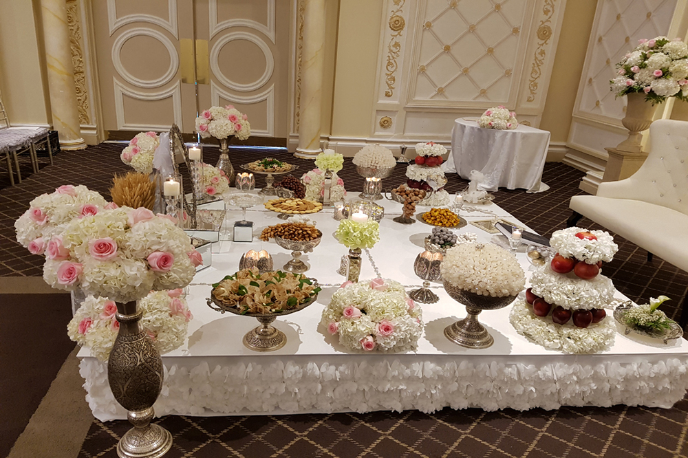 Sofreh Aghd Bahador Persian Wedding And Party Services