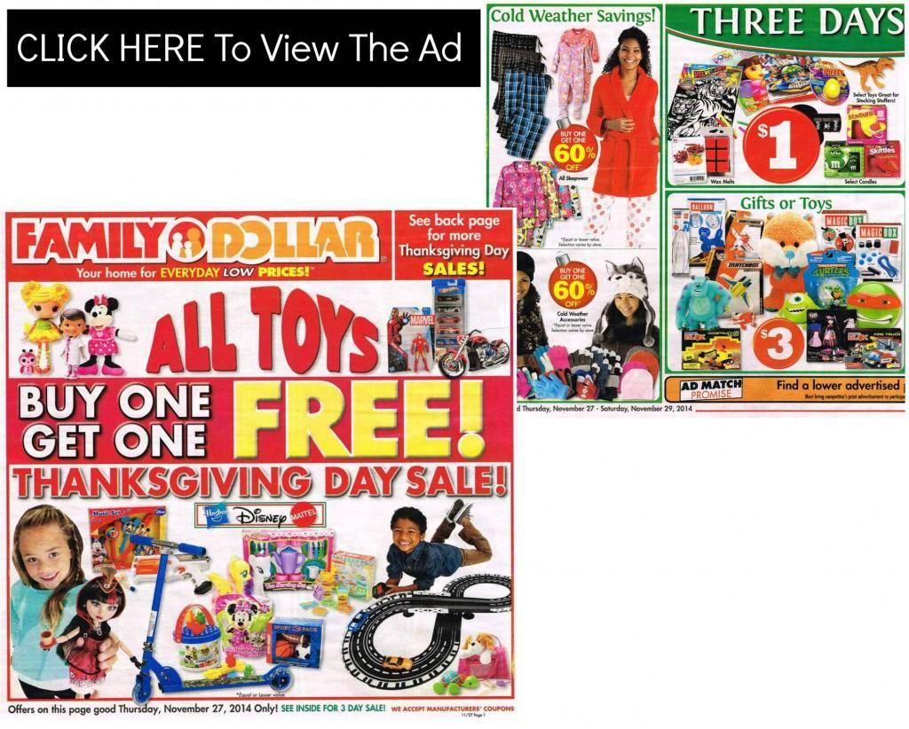 Dollar Store Ads