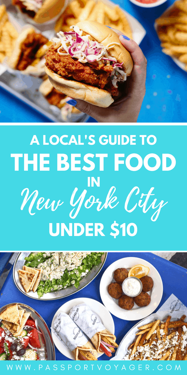 Cheap Places Eat Nyc