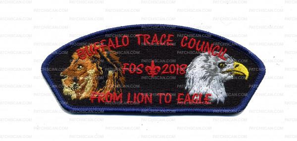 Bsa Lion Patch