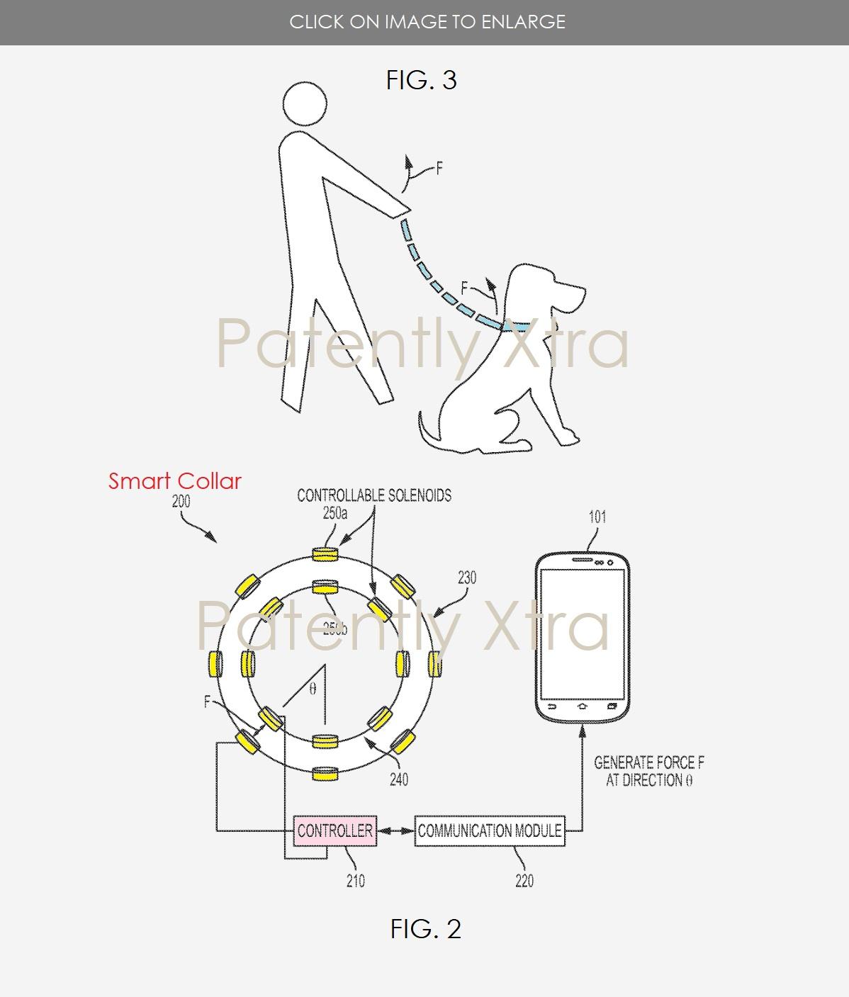 2 samsung virtual leash wins us patent