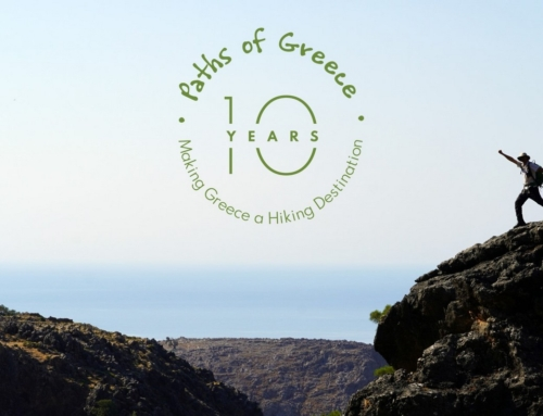 10 years Paths of Greece!